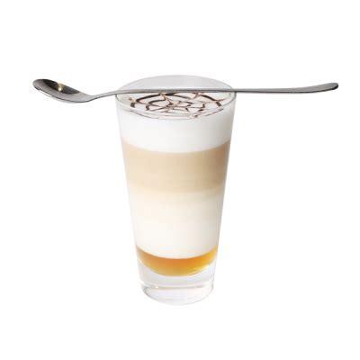 Latte macchiato lešnik