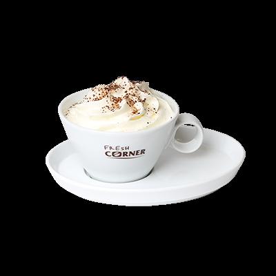 Kava s smetano