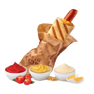 Klasičen hot dog